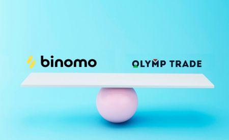 Binomo और ओलंपिक व्यापार की तुलना