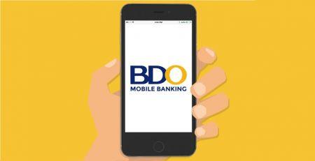 फिलीपींस बैंक हस्तांतरण और ई-वॉलेट (BDO, Paymaya, Coins.ph, GrabPay, GCash) के माध्यम से Binomo में जमा राशि