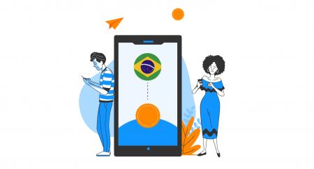 ब्राजील बैंक ट्रांसफर (Paylivre, Loterica, Itau, Banco do Brasil, Santander, Bradesco, Boleto) के ज़रिए Binomo में फ़ंड जमा करें