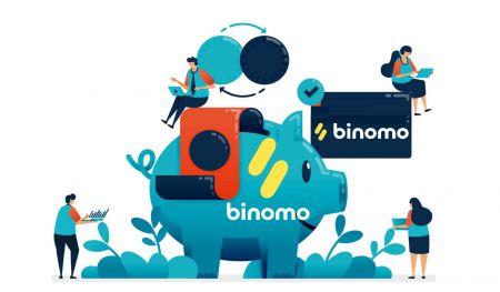 Binomo में फंड कैसे जमा करें
