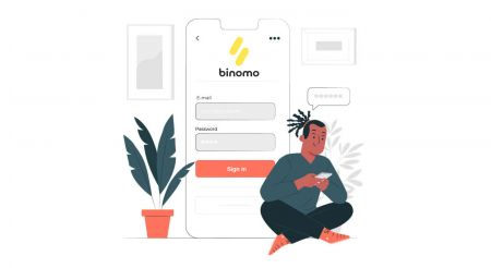 IPhone/iPad पर Binomo ऐप का उपयोग कैसे करें