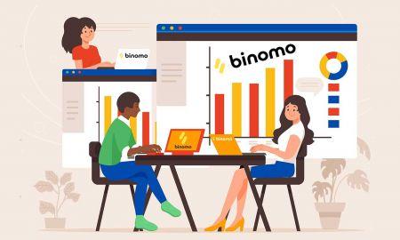 शुरुआती के लिए Binomo पर व्यापार कैसे करें