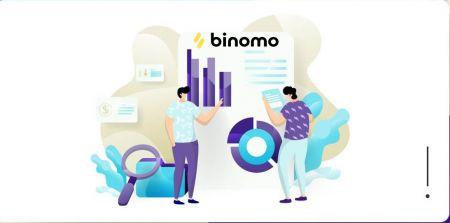 Binomo में व्यापार कैसे करें