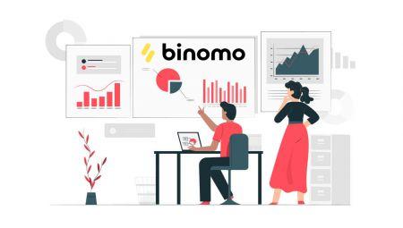 Binomo में एक डेमो अकाउंट के साथ पंजीकरण और ट्रेडिंग कैसे शुरू करें?