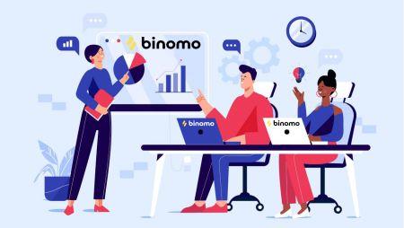 कैसे लॉगिन करें और Binomo पर ट्रेडिंग शुरू करें