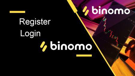 Binomo में रजिस्टर और लॉग इन अकाउंट कैसे करें