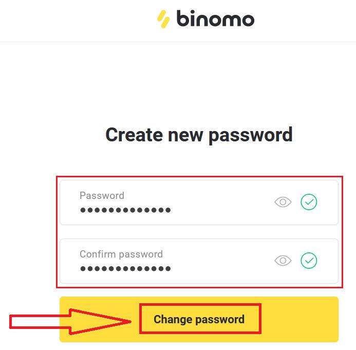 Binomo में लॉग इन और फंड कैसे जमा करें