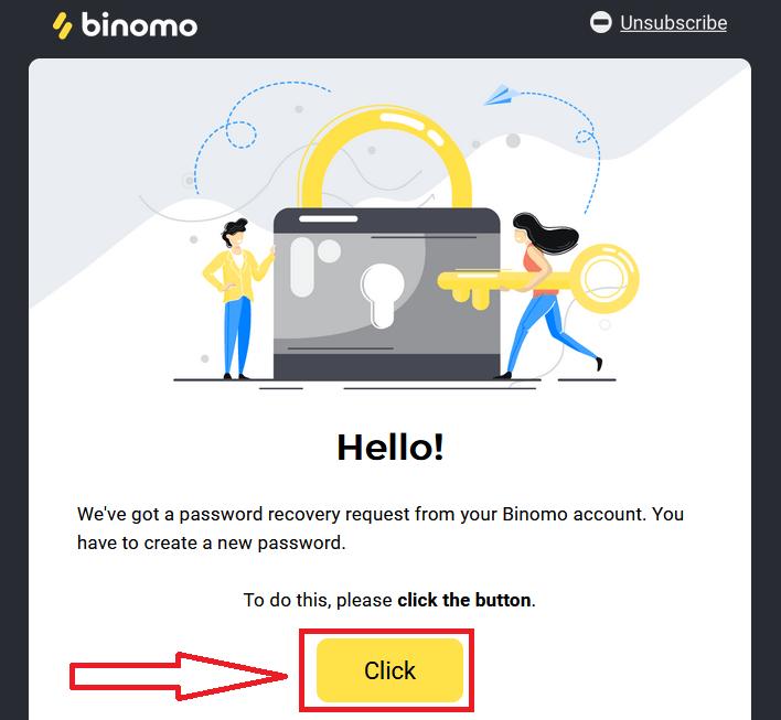 खाता कैसे खोलें और Binomo में साइन इन करें