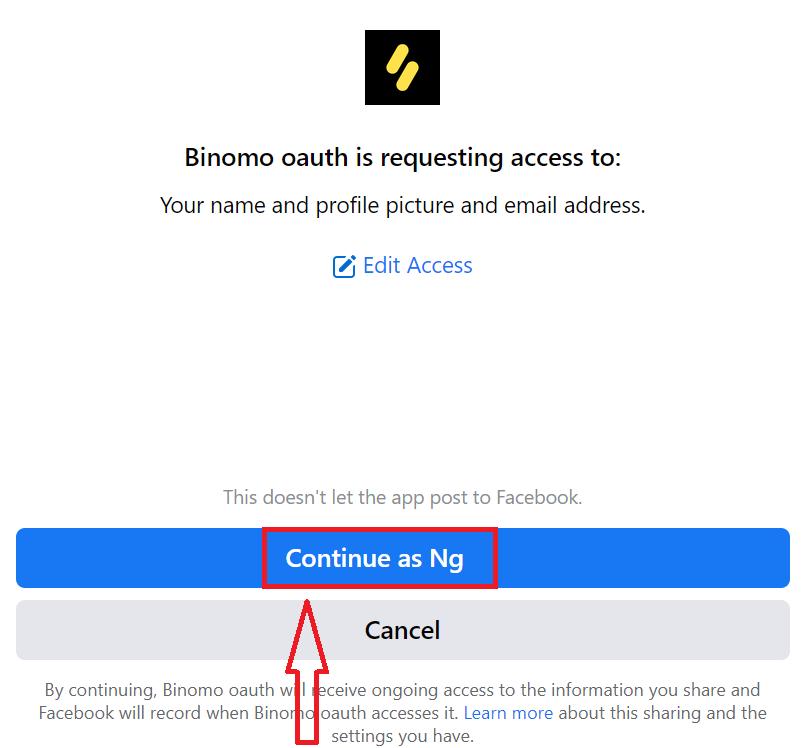 Binomo में खाता कैसे पंजीकृत और सत्यापित करें