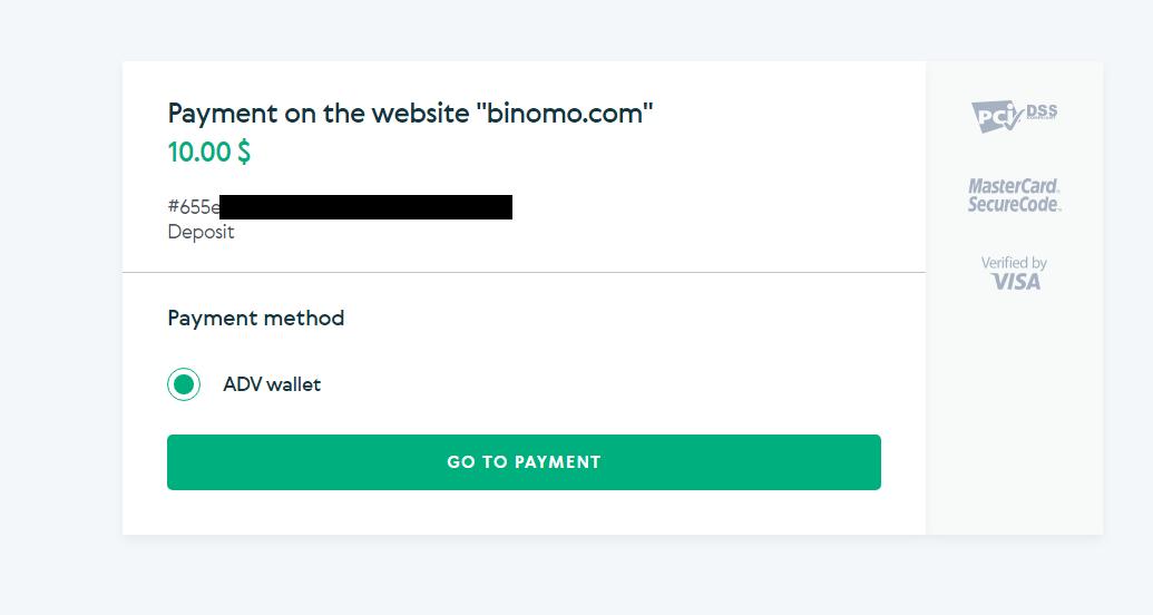 Binomo में पैसे कैसे निकालें और जमा करें